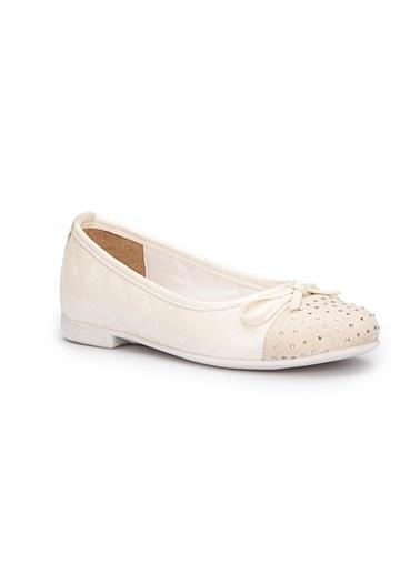 Pink Step Babet Beyaz